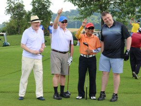 PR: New World Hotels & Resorts holds golf cup 2016