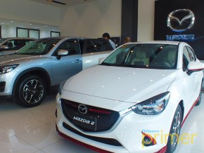 Mazda2: Crossover of All Lifestyle
