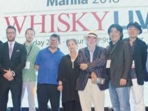 Fine whiskey from around the globe: Whiskey Live Manila 2016