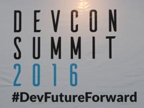 #DevFutureForward: DevCon Summit 2016
