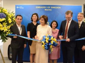 Embassy of Sweden in PH reopens in November