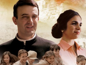 Movie on the life of St. Pedro Poveda at Ayala Malls Cinemas on December 7