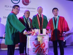 PGA Sompo celebrates 25th Anniversary in Manila