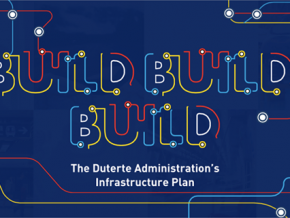 """PH to launch biggest infrastructure plan """"Build, Build, Build"""""""