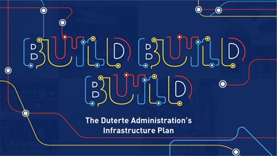 Ph to launch biggest infrastructure plan build build for Build blog
