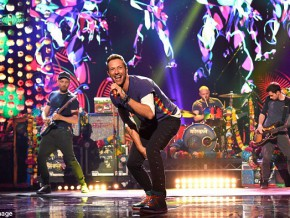 Coldplay is coming to Manila in April 2017