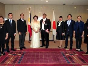 Japan confers 'imperial honor' to PH Senator Franklin Drilon