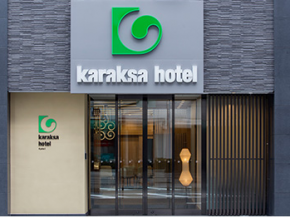 PH firm Robinsons Land Corporation helps Japanese firm's 'Karaksa Hotel'