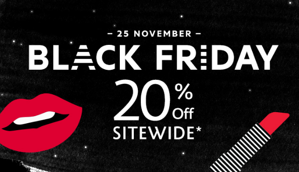On Black FridayGet 20Discount Products This November Sephora PXiukZ