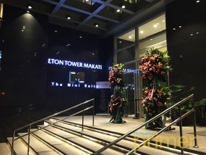 Eton Tower Makati's 'The Mini Suites' officially opens