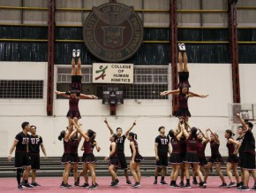 UP teams bag 6 medals at International Cheerleading Competition