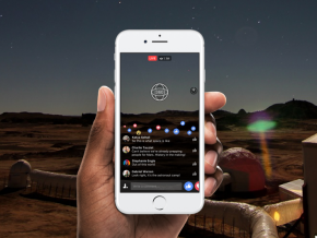 Facebook to launch live video in 360-degree format