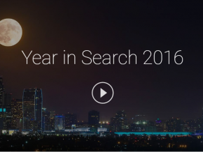 Google's Year in Search 2016
