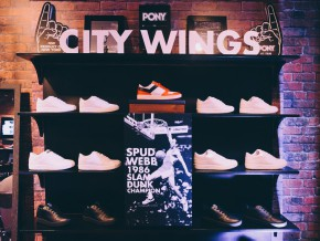 PONY FOOTWEAR LAUNCHES ITS FIRST POP-UP STORE IN TRINOMA
