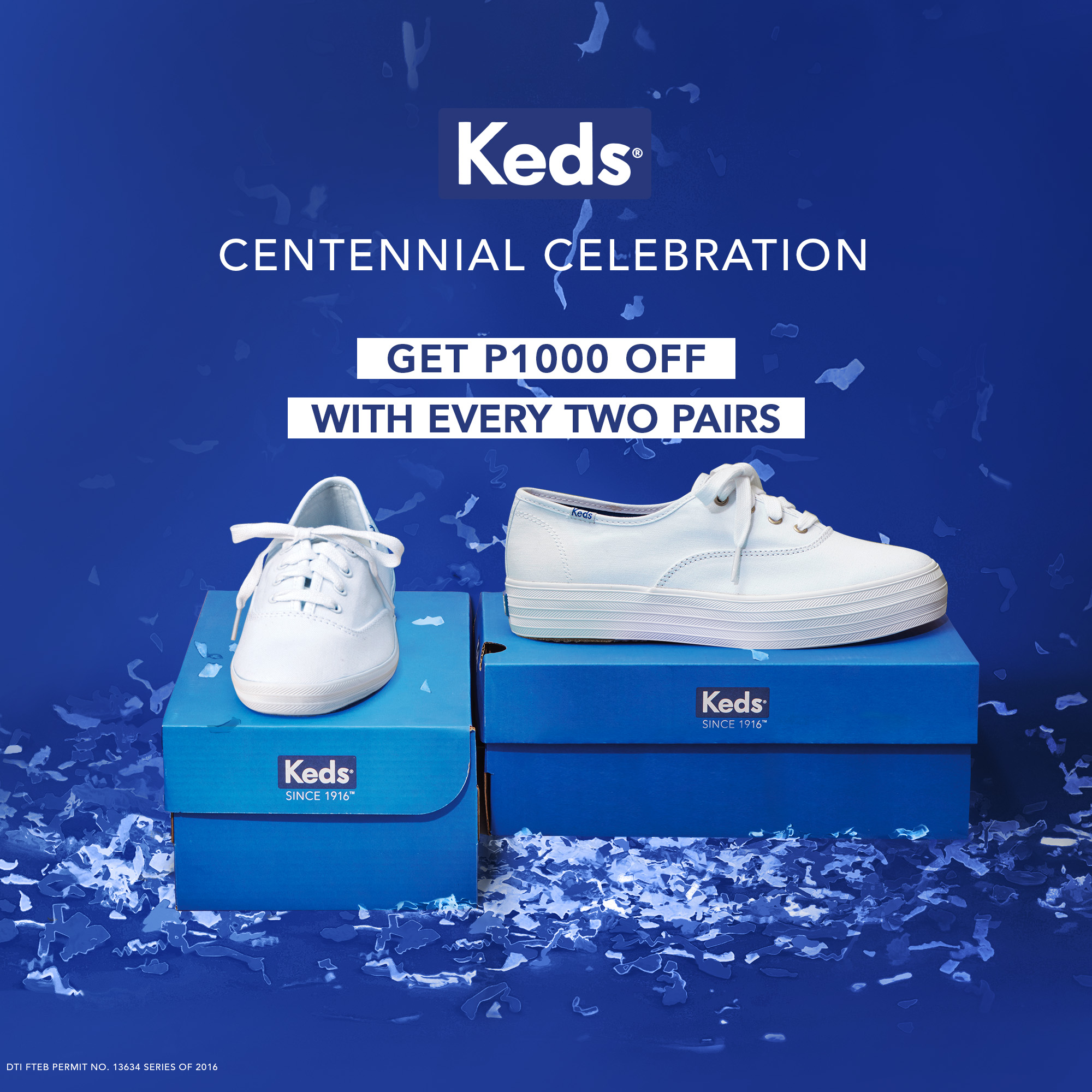 Sale Alert Get Dibs On Your Fave Sneakers At Keds 3 Day Sale