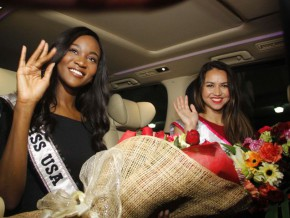 10 Miss Universe candidates arrive in Manila