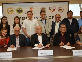 San Miguel Corporation to build drug rehab centers in Bataan