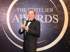 Frank Reichenbach of Marco Polo Ortigas Manila wins 'General Manager of the Year Award'