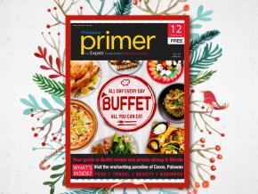 Out Now! Philippine Primer Magazine December 2016