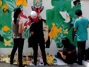 On-the-spot wall painting contest for students to be held in Manila