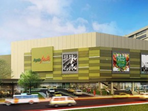 Ayala Malls South Park is now open!