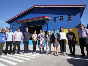Secretary Taguiwalo, Ambassador Gorely Inaugurate Australia-Supported DSWD Relief Goods Warehouse in Pasay City