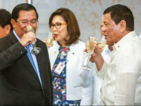 PH, Cambodia sign agreements covering crime, labours, sports, and tourism