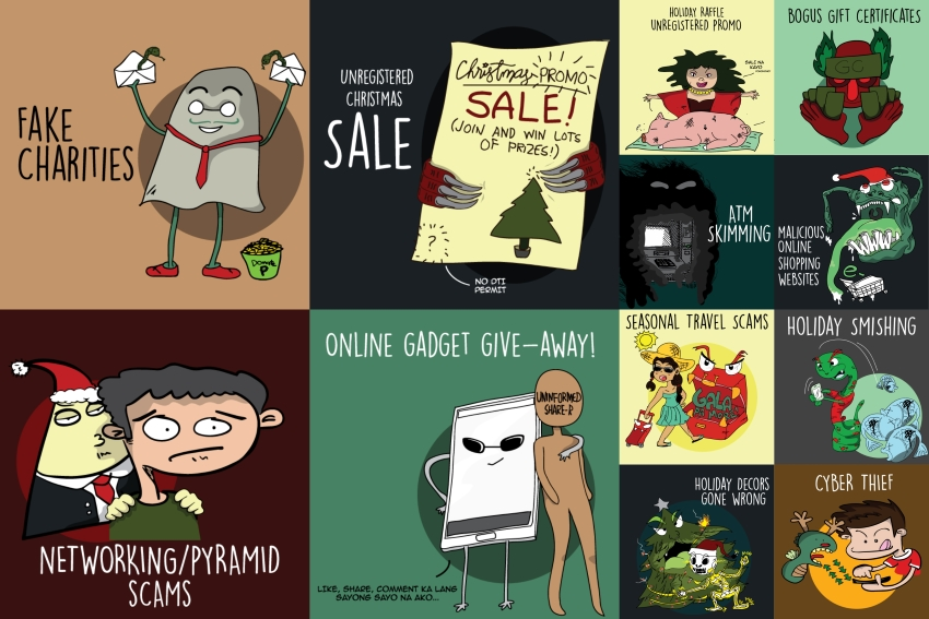 DTI releases list of common Christmas scams | Philippine Primer