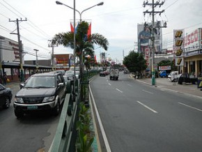 Cavite implements its own number coding scheme