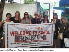 6 Israeli Travel Agencies visit Bohol, Cebu, and Manila to promote PH tourism