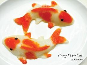 Gong Xi Fa Cai at Jasmine