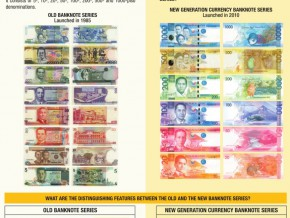 REMINDER: Exchange your old bank notes by Dec. 31, 2016