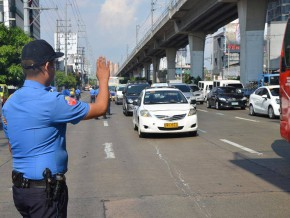 ADVISORY: Expect heavier traffic as MMDA lifts number-coding for Dec. 23