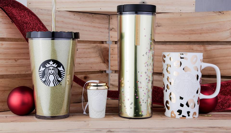 Starbucks Christmas Themed Tumblers Are On 20 Off Until