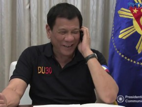 Duterte invites Trump to PH in 2017