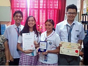 PH science teams won gold, silver medals in Taiwan