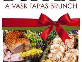 Holiday Buffet: A VASK Tapas Brunch