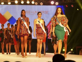 Miss Universe Candidates visit Davao