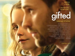 "WATCH: Chris Evans' ""Gifted"" Trailer"