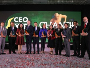 CEO Excel Awards 2016 honors top leaders in the Philippines