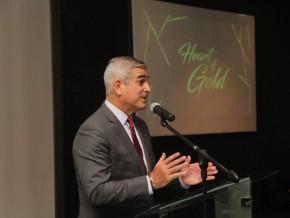 Ayala Foundation Inc. celebrates 'Heart of Gold' Appreciation Night