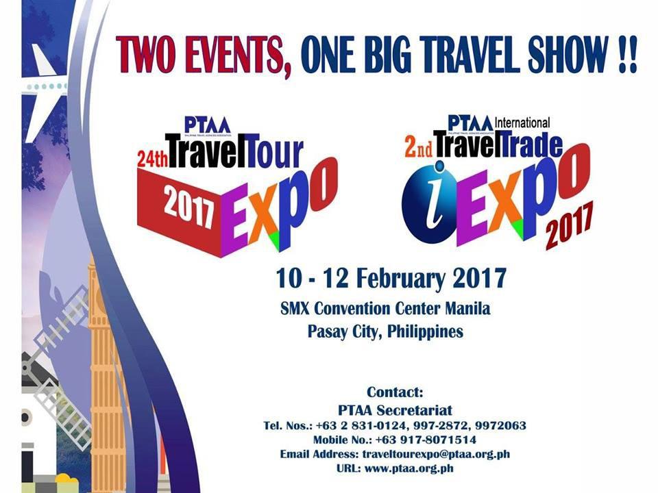 24th Ptaa Travel Tour Expo 2017 Philippine Primer