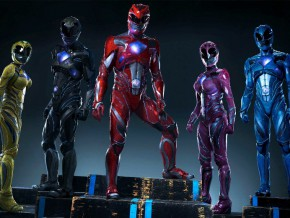 "New ""Power Rangers"" movie opens March 22 in PH cinemas"