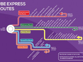 UBE Express launches new Manila routes