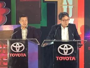 Toyota introduces new EVP, maintains #1 automotive manufacturer rank