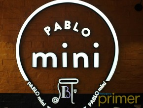 Pablo Mini is now open in BGC!