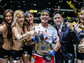 Filipino MMA vet Eduard Folayang is ONE FC Fighter of the Year