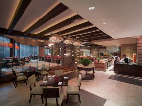 New World Makati Hotel features sustainable seafood at Cafe 1228