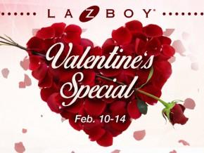 La-Z-Boy Valentine's Special