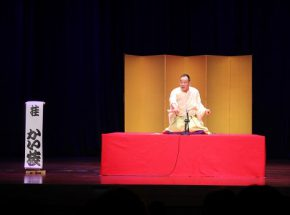 Japanese Rakugo artists performed in Manila for 'ANA YOSE 2017'